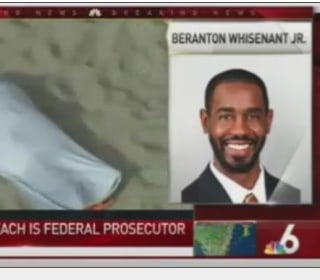 Mystery Over Body of Federal Prosecutor Found on Beach