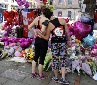 Thousands Take Part in Manchester Run as Hunt for Bombing Accomplices Continues