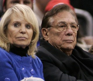 Donald Sterling Says He's Happy, but His Wife Wants to End His NBA Ban