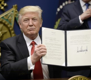 'Major Lawsuit' Against Trump Promised by D.C., Maryland Officials