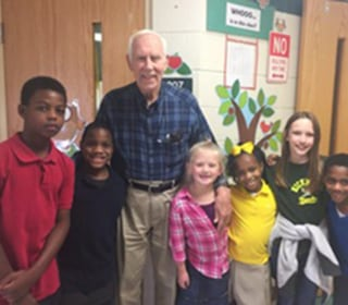 WWII Veteran, 91, Is Nashville's Longest-Serving Substitute Teacher