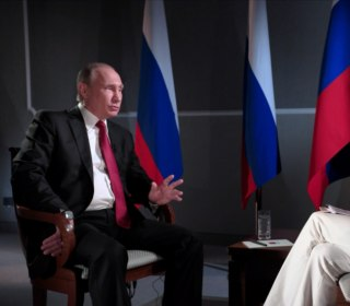 Vladimir Putin Tells Megyn Kelly: U.S. Hackers Could Have Framed Russia
