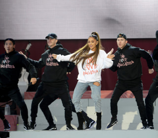 Manchester Benefit Concert: Ariana Grande, Other Stars Pay Tribute to Bombing Victims