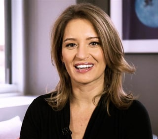 Katy Tur on Her Philosophy Degree: 'It Allows Me to Ask Questions'