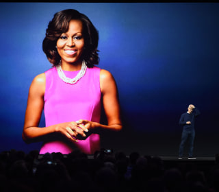 Michelle Obama Talks Tech, Trump and Life After the White House at Apple WWDC