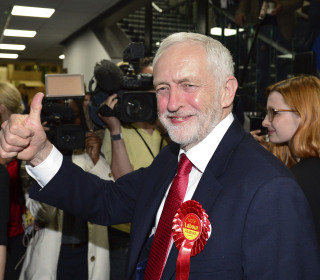 U.K. Election 2017: Socialist Jeremy Corbyn Throws British Politics Into Chaos