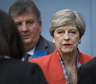 U.K. Election 2017: Britain's PM Theresa May's Gamble Ends in 'Disaster'