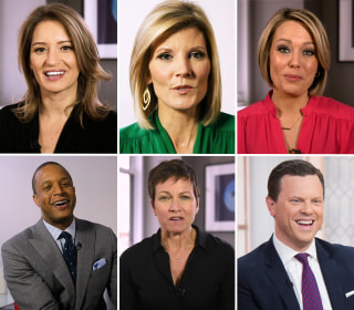 Why I Chose: NBC News Anchors, Correspondents Share College Tales