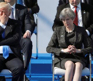 Is U.S.-U.K. Relationship Still 'Special' After Trump Spats, Shock Vote
