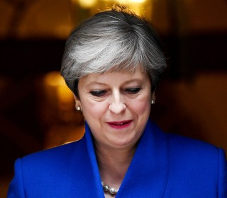 U.K. Election: British PM Theresa May Under Pressure After Shock Vote