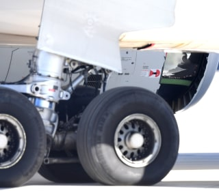 China Eastern Airbus A330 Returns to Airport With Hole in Engine