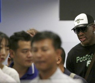 Former NBA Star Dennis Rodman Making Second Trip to North Korea