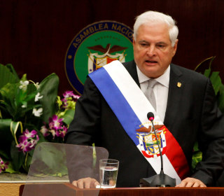 Panama Ex-President Martinelli Arrested in Florida Amid Spying Allegations