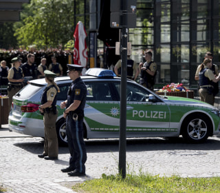 Shooting at Munich, Germany, Train Station After Cop's Gun Is Grabbed