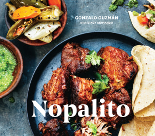 Flavors of Home: 'Nopalito' Book Celebrates the Mexican Kitchen