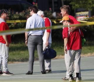 Gunman Opens Fire at Republican Baseball Practice