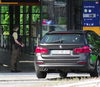 Munich Train Station Gunman Lived in U.S. With His Father