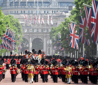 Royal Family Celebrates Queen's Birthday with Trooping of the Color Parade