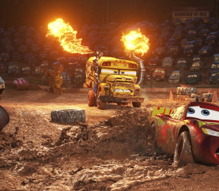 'Cars 3' Drives to Weak No. 1; Tupac Biopic Nets Strong Debut