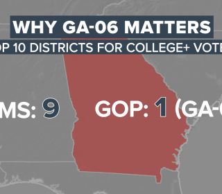 Crunching the Numbers: Does Georgia's 6th Matter?