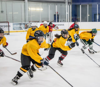 China Searches for Hockey Talent Outside Its Borders Ahead of 2022 Olympics