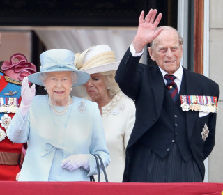 U.K. Queen's Husband Prince Philip Hospitalized With Infection