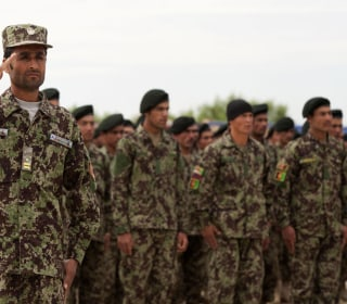 Pentagon Accused of Wasting Up to $28M on 'Inappropriate' Afghan Soldier Uniforms