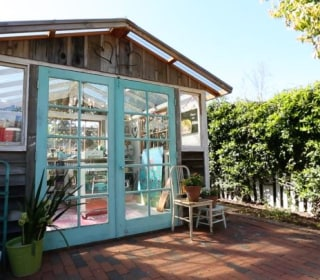 Why the 'She Shed' Is the New 'Man Cave'