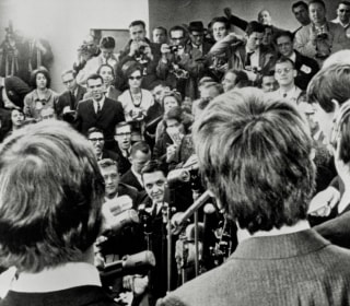 Iconic NY Reporter's Front Row Seat When Beatles Made History