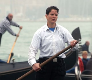 In a First, Gondolier in Venice Comes Out as Transgender