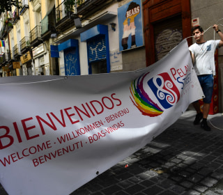 Madrid's Already Massive Pride Parade Goes Global for WorldPride