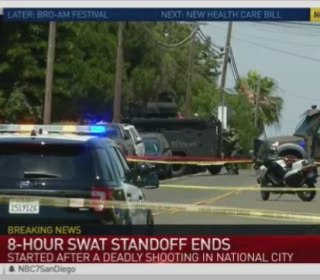 2 Dead, 2 Hurt in Shooting-Turned-Standoff
