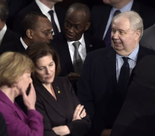 Sergey Kislyak, Moscow's Top Diplomat in the U.S., Returning to Russia