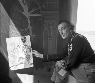 Salvador Dali's Remains to Be Exhumed After Paternity Claim