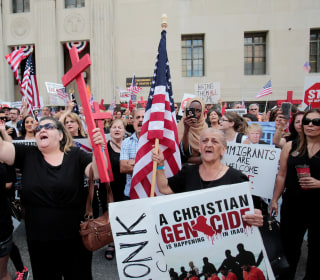 Members of Iraqi Religious Minority Who Supported Trump Detained by ICE