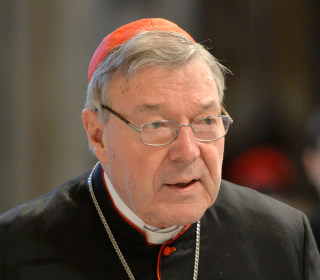 Australian Police Charge a Top Vatican Cardinal With Sex Offenses