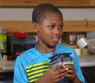 11-Year-Old Texas Boy Invents Device to Prevent Hot Car Deaths