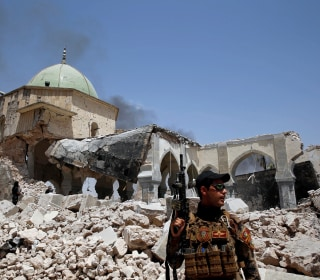 ISIS Militants Live Among Liberated Civilians in Mosul, Say Residents