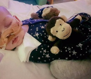 Trump Tweets Support for Terminally Sick Baby Charlie Gard