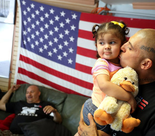 Opinion: Trans Troops Debate Reminds of Deported Veterans' Struggle