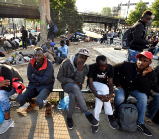 Thousands Evicted from Paris Migrant Camp