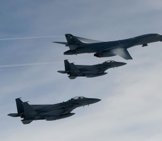 U.S. Bombers Carry Out Exercise in South Korea in Show of Force to North