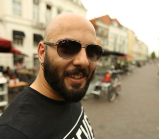 Syrian Refugee Rocker Gets Keys to His Own Dutch Home