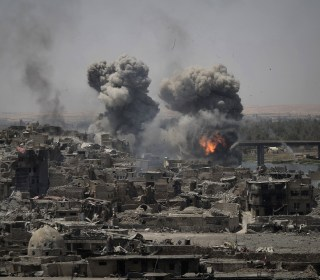 Questions Surround Foreign Teen Found After ISIS Defeat in Mosul