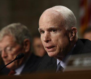 What Happens If John McCain Leaves the Senate?