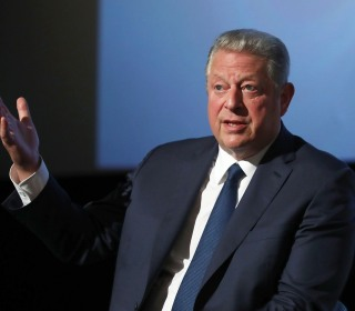 Al Gore: 'Our Country Is Going Through a Challenging Time' With Trump
