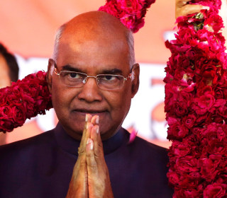 India Elects 'Untouchable' President From Lowest 'Dalit' Caste