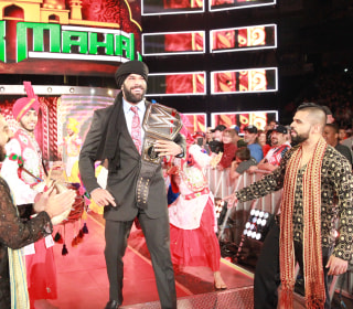 Pro Wrestler Raj Dhesi Wants to Make Communty Proud As WWE's Jinder Mahal