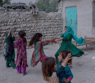 Displaced Families Find Homes in War-torn Afghanistan
