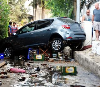 Aegean Sea Earthquake Rocks Greece, Turkey Resorts: Two Dead on Kos